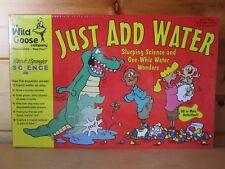 Just Add Water Wild Goose 2112 Real Steve Spangler Science Kit New Original Box!