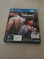 Yakuza 6: The Song of Life Essence of Art Edition Sony PS4