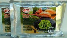 Japonés Wasabi Polvo seriamente muy caliente / Alta Calidad masiva Pack Int de franqueo
