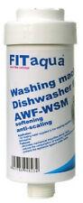 Fitaqua Spüll- Waschmaschinen Filter Anti Kalk Wasserenthärter Entkalker Calgon