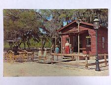 Six-Gun Territory Silver Springs and Ocala, Florida FL Chrome Postcard Unused