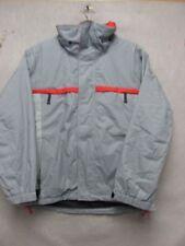 ACG Nike Coat Gray Zip Off Lining Jacket Women's Large High Grade INV#V6503