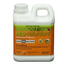 ECO NATRA LURE FRUIT FLY BAIT Spray Concentrate 1L Spinosad + Attractant