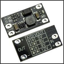 Mini Step-Up Spannungswandler Modul 5V 8V 9V 12V Power Boost Converter Arduino