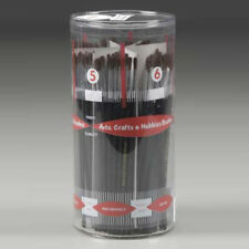 Atlas Paint Brush 30-CY Brush Cylinder Dlx Camel Hair #1-6 12 dozen