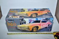 Vintage Chevy Impala Radio Shack '67 Low Rider 1:12 Scale RC Car 49mhz Unopen