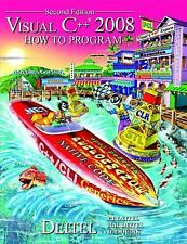 Visual C++ 2008 How to Program (2nd Edition)
