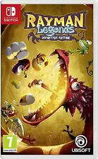 Rayman Legends Definitive Edition Nintendo Switch New and Sealed