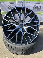19 Zoll MAM RS4 Alu Felgen 5x112 für Audi A3 S3 RS3 8P 8V TT RS S-Line Q2 R8