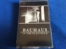 BAUHAUS - In The Flat Field CASSETTE TAPE / Peter Murphy / Made In Philippines