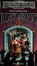Black Wizards (Forgotten Realms : Book 2 Science Fiction Mass Market Niles, Doug