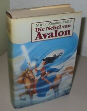 Marion Zimmer Bradley - Die Nebel von Avalon Buch Roman 1982!