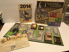 Deluxe Munchkin Board Game: Kill Monsters, Steal Treasure, Stab your Buddy