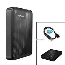 "Hard Drive External Case HDD Enclosure For WD MYPAASPORT 2.5"" USB 3.0 SATA CB"