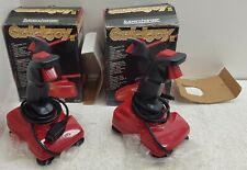 2x QuickJoy III SuperCharger Joysticks [Boxed] with autofire. Tested 100%. NICE!