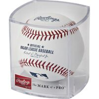 Rawlings Ball Of Fame Baseball Display Case (Dozen)