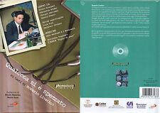 QUALCOSA SI E' SPEZZATO - LIBRO+CD (NUOVO SIGILLATO) TESTI DI ROSARIO LIVATINO