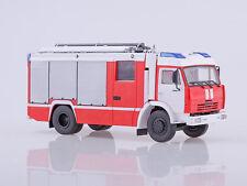 KAMAZ 43253 AC-3,2-40 Fire truck Dealer model Kamaz  AutoHistory 102019 1:43