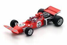 March 711 Ford  Skip Barber  Formel 1 Dutch GP 1971 Mason Racing 1:43 Spark 5361