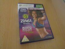 Zumba Fitness Rush Xbox 360 Kinect Jeu