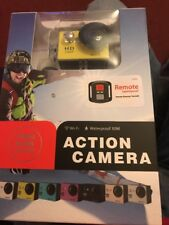 2.0'' HD 1080P Ultra H.264 4K Wifi Action Camera 170 Degree Remote Control Cam Y