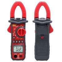 UA2008A Auto Digital Clamp Meter Multimeter Handheld RMS AC/DC Resistance Hot