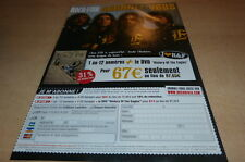 EAGLES - SUBSCRIPTION !!!2013!!!FRENCH!!! PUBLICITE/ADVERT!!!