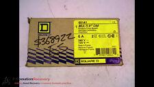 "SQUARE D 60141 MERLIN GERIN MINI CIRCUIT BREAKER ""MULTI 9 C60"" 6AMP, NEW #131561"