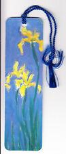 """Lesezeichen ars Edition – """"Gelbe Iris"""" Claude Monet"""
