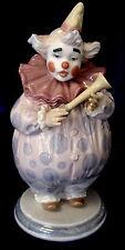 Lladro #6938 The Show Begins Brand Nib Clowns Circus Rare $190 Off Free Shipping