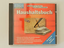 CD ROM Haushaltsbuch