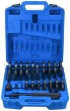 Pro Extra Large Custom Bush, Bearing, and Seal Driver Set Hydraulic Press 21Pc