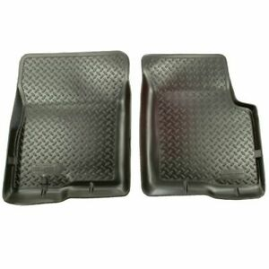 Husky Liner 31111 Classic Style Front Floor Liners For 80-86 Chevy C10 Suburban