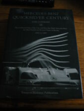 MERCEDES BENZ QUICKSILVER CENTURY MOTOR RACING BOOK