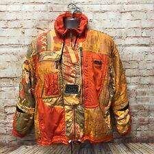 Vintage 90's Festival Ski Jacket Jacket - Size Large - Fast P&P