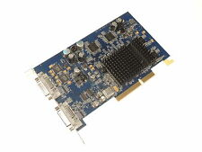 Genuine Apple PowerMac G5 ATI Radeon 9650 Graphics Video Card 631-0049 - TESTED