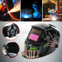 AUDEW Adjustabl Auto Darkening Welding Solar Powered Helmet/ Mask for MIG  PN1