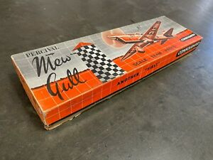 Consolidated's The New Gull Racer Control Line Model Airplane Kit