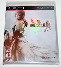 Final Fantasy XIII-2 13-2 PS3 Playstation 3 - NEW & SEALED Original Black Label