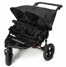 Brand new in box Out n About nipper 360 double pushchair v4 Raven black & pvc