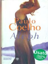 ALEPH  COELHO PAULO BOMPIANI 2011 I LIBRI DI PAULO COELHO