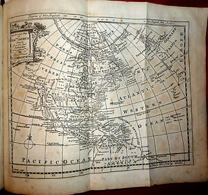 1771 Wm Guthrie, Geographical Historical Commercial Grammar. Gazetteer 21 MAPS