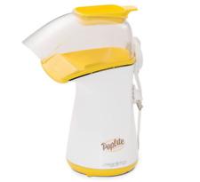 Hot Air Popper Popcorn Maker No Oil Healthy Fast Quick Snack Presto PopLite New