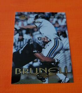 1997 Pacific Mark Brunell #4