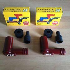 HONDA CD125 CD175 CD185 CD200 BENLY CM125 CM200 NGK SPARK PLUG CAPS FREE POST!