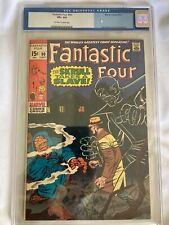 Fantastic Four #90 CGC (old label) 8.5 VeryFine+ Off-White to White Pages