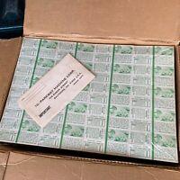 120 Parkway Machine USPS Postage Sanitary Folders For Stamp Machine Dispenser