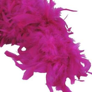 Feather Boas 6 Feet Costume Craft Party Dress Up Glamour Assorted Colors/Designs