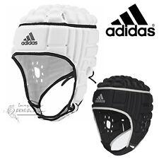 adidas Rugby Headguard White / Black Head Protective Gear F41033 / F41034