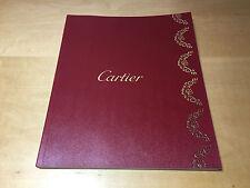 New - Watch Catalogue CARTIER Catálogo Relojes - Collection 2005 Español - Nuevo